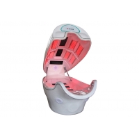 China Infrared Rays Heating Light Waves Burning The Fat For Body Weight Loss Spa Capsule on sale