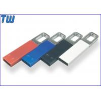 Buy cheap Slim Long Buckle Stick 4GB USB Flash Drive Customized Printing from wholesalers