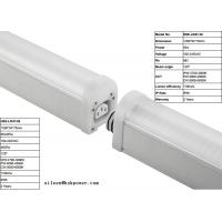 Wholesale White Exterior Linear Led Lighting , Linear Office Lighting Waterproof from china suppliers