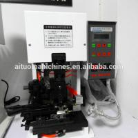 High-speed Mute Wire Stripping And Terminal Crimpping Machine