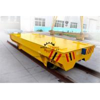 Wholesale 30T Heavy Load  Electric Transfer Cart Anti Crush 3000*1500mm CE Approved from china suppliers