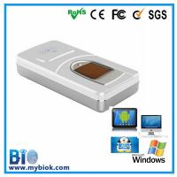 Wholesale White/Silver/Black Windows/Android Bluetooth Capacitive Biometric Scanner Bio-7000 from china suppliers