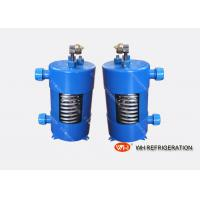 Wholesale Titanium Chillers Aquarium Heat Exchanger Coil , Seawater Cooled Condenser from china suppliers