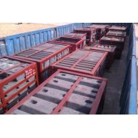 Wholesale Heat Resistant Pearlitic Cr-Mo Steel Steel Mill Liners HRC33-43 from china suppliers