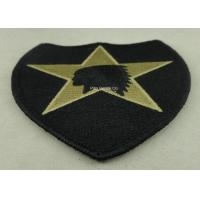 Wholesale USA Military Personalised Embroidered Badges , Embroidery Custom Cloth Patches from china suppliers