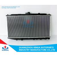 Wholesale Cooling System Honda Aluminum Radiator CIVIC / CRX'88-91 EF2.3 MT 19010-PM4-003/ 004 from china suppliers
