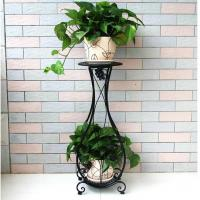 Wholesale design flower shelf flower rack planters OEM from china suppliers