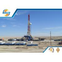 Quality High Efficiency Electrical Onshore Oil Drilling Rig , Oil Drilling Equipment for sale