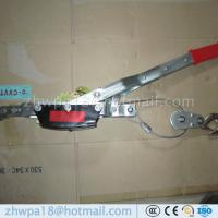 Wholesale High duty RATCHET CABLE PULLER/LIFTER from china suppliers