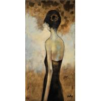 Wholesale modern figure art oil painting on canvas from china suppliers