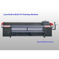 Wholesale 3200 Mm Wide Roll To Roll Uv Printing Machine For Advertisement And Decoration from china suppliers