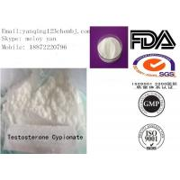 Wholesale Testosterone Cypionate Powder / Test C For Bodybuilding Supplyment from china suppliers