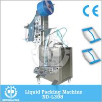 Wholesale Vertical Automatic Liquid Packaging Machine , Volumetric Liquid Filling Machine from china suppliers
