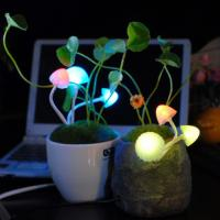 Wholesale Popular Solar Avater Mushroom Led Lamp from china suppliers