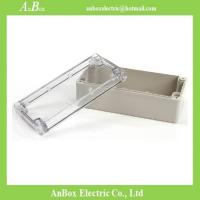 Wholesale 160*80*55mm transparent box clear plastic waterproof case ip65 from china suppliers