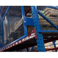 Wholesale Wire Mesh Rack Guard System,Pallet Rack Safety Guards,Shelf Goods Fall Protection Mesh from china suppliers