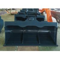 Wholesale 4T - 30 Ton Digger Tilt Buckets For Excavators Tilting Grading Buckets from china suppliers