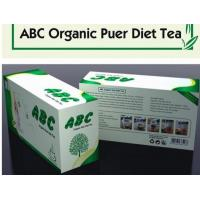 Wholesale ABC Organic Puer Diet Tea, Safe Weight Loss Tea Slimming Tea from china suppliers
