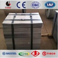 Wholesale SS Stainless Steel 316 Plate / 2mm 3mm Thin Stainless Steel Sheeting from china suppliers