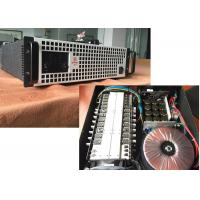 Wholesale 2500W power amplifier audio amplifier system from china suppliers