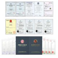 Dongguan Kodo Tech Co., Ltd Certifications