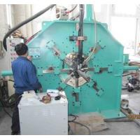 Quality LIGHT POLE SHUT-WELDING MACHINE(Both Side additional hydraulic cylinder ) for sale