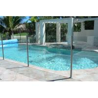 Wholesale BS6206 Standard Pool Fencing Glass With Polished Edges No Holes from china suppliers