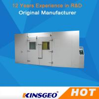 Wholesale Lithium Lon Storage Battery Testing Machine Battery Salt Spray Test Chamber from china suppliers
