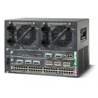 Wholesale WS-C4503-E Small Business Cisco Switch Chassis With 1 Supervisor Engine Slot from china suppliers