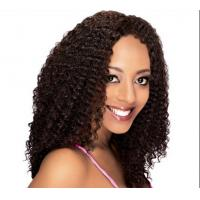 Wholesale Water Wave / Kinky Curl full lace wigs virgin hair 100% Brazilian Wig from china suppliers