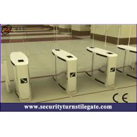 Wholesale Automatic Security Turnstiles Pedestrian access control entrance gate from china suppliers