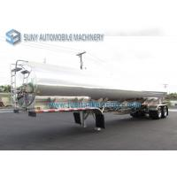 Wholesale Horizontal Oil Tank Trailer 30000 Liters 2 Axles Fuel tanker Semi Trailer from china suppliers