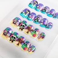 Wholesale Custom Pretty Color Changing Nail Art Animal Pattern For Kids Finger from china suppliers