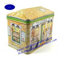 Wholesale Hot Gift Promotional Box , Gift Food packaging Box , metal Tin Box from China Wholesaler from china suppliers