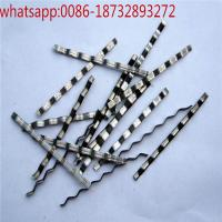 Wholesale steel fiber/stainless steel fiber for concrete reinforcement/Concrete Hooked Steel Fiber from china suppliers
