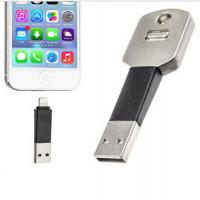 Wholesale New 2GB Metal Key Chain Cable for iPhone5/5s from china suppliers