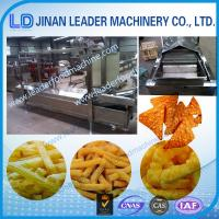 Wholesale Easy operation deep fryer frying snack food industry machinery from china suppliers