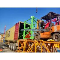 Quality TC6515 Tower Crane Electric Power Cable 10T Load 65m Boom Length for sale