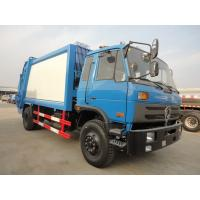 Wholesale Dongfeng 4*2 LHD compactor garbage truck for sale, factory sale best price dongfeng 190hp diesel garbage compacted trucK from china suppliers
