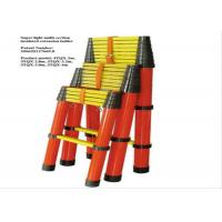 Wholesale FRP Insulation Ladder Multi - Section Insulated Telescopic Ladder Protective Tools from china suppliers