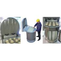 China 24.5㎡ Silo Venting Filters Air Jet Cleaning Cement Silo Dust Collector on sale
