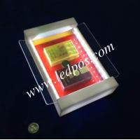 Wholesale Tobacco LED Coin Tray Cigarette Lighted Cash Tray Illuminated Money Tray from china suppliers