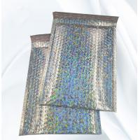 Wholesale VMPET And LDPE Laser Holographic Bubble Mailers Decorative Bubble Envelopes from china suppliers