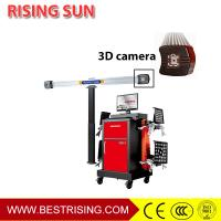 Buy cheap 3D wheel aligning system used car repair equipment for workshop from wholesalers