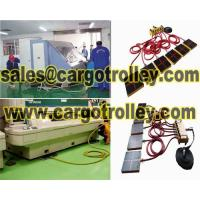 Quality Air bearing casters application and manual instruction for sale