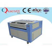 Wholesale 1000 mm/S CNC Laser Engraving Machine 100W  Water Cooling For Stone / Wood from china suppliers