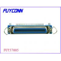 Buy cheap Centronic PCB Right Angle 50 Pin DDK Female Connector Certified UL from wholesalers