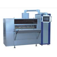 Wholesale German Type Full-auto High Speed CNC Knife Paper Pleating Machine , Adjustable Pleating Height : 4 mm-58mm from china suppliers