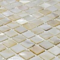 Wholesale Shell Mosaic, Made of Natural Shell, Joints or no Joints Can be Offered Based on the Clients' Need from china suppliers