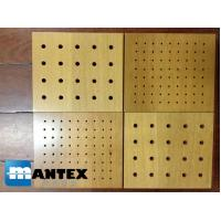 Quality Wooden  Acoustic Panel(perforated) for sale